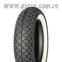 Anvelopa 120/70-12 TLS Golden Tyre 58P GT104 (cu dungi albe laterale)