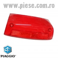 Sticla stop originala Piaggio Zip (91-94) – Zip Easy Moving (94-96) - Zip Fast Rider (93-94) – Zip RST (96-99) 2T 50cc