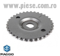 Pinion distributie original Aprilia Scarabeo - Sport City One - Derbi - Piaggio Fly - Liberty - Zip - Vespa ET4 - LX - S 4T 50-100-125cc